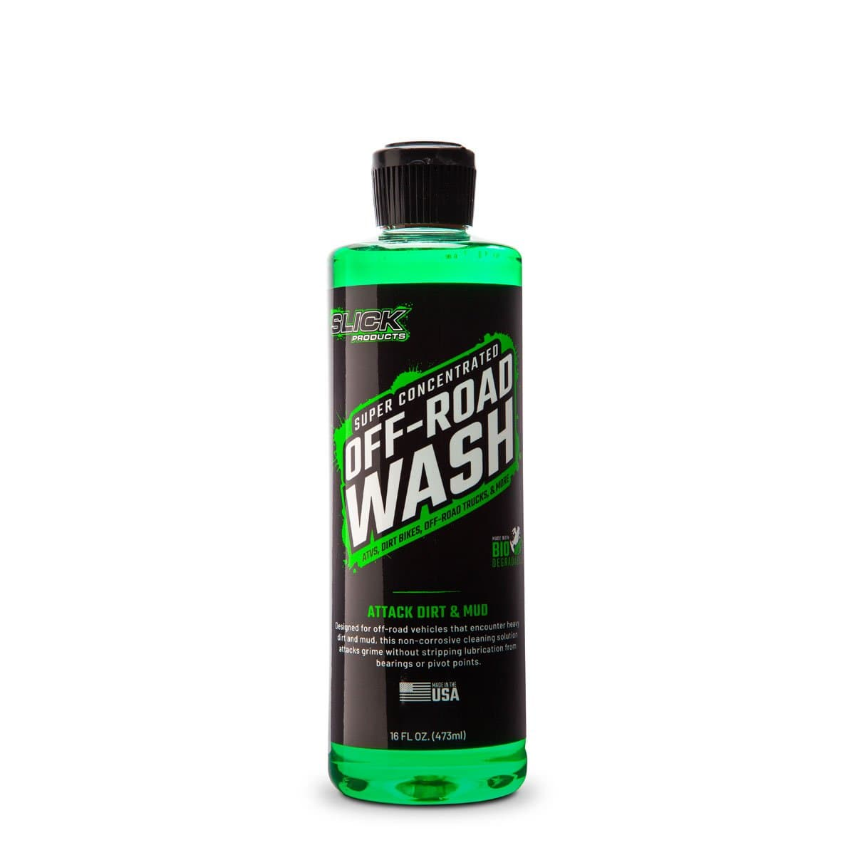 Off-Road Wash (16 oz.)