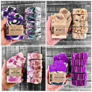 FANCY SOAPS - Click to Browse