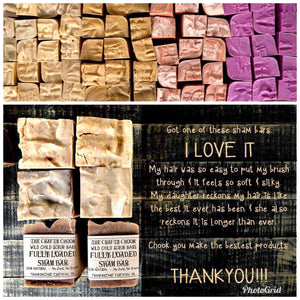SHAMPOO BARS - Click to Browse