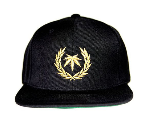 GOLD STANDARD - SNAPBACK - Growing Gardens Clothing