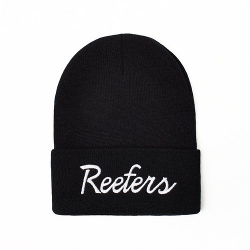 REEFER'S - BEANIE - Growing Gardens Clothing
