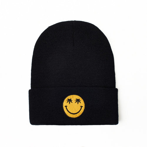 SMILE - BEANIE - Growing Gardens Clothing