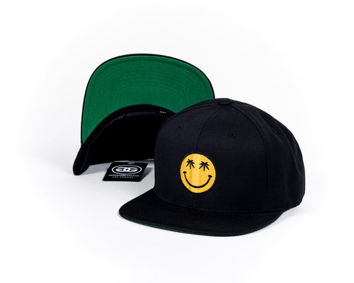 SMILE - SNAPBACK - Growing Gardens Clothing