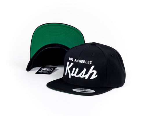 KUSH - SNAPBACK - Growing Gardens Clothing - 1