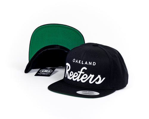 REEFER'S - SNAPBACK - Growing Gardens Clothing