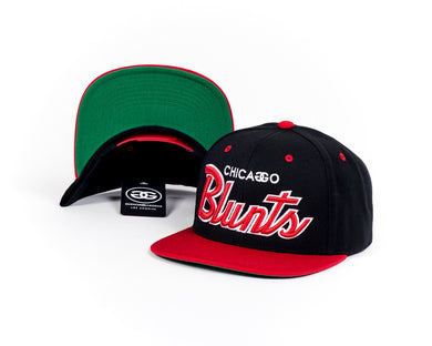 BLUNT'S - SNAPBACK - Growing Gardens Clothing - 1