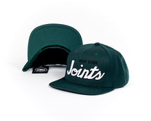 JOINTS - GREEN - SNAPBACK - Growing Gardens Clothing - 2