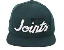 JOINTS - GREEN - SNAPBACK - Growing Gardens Clothing - 1