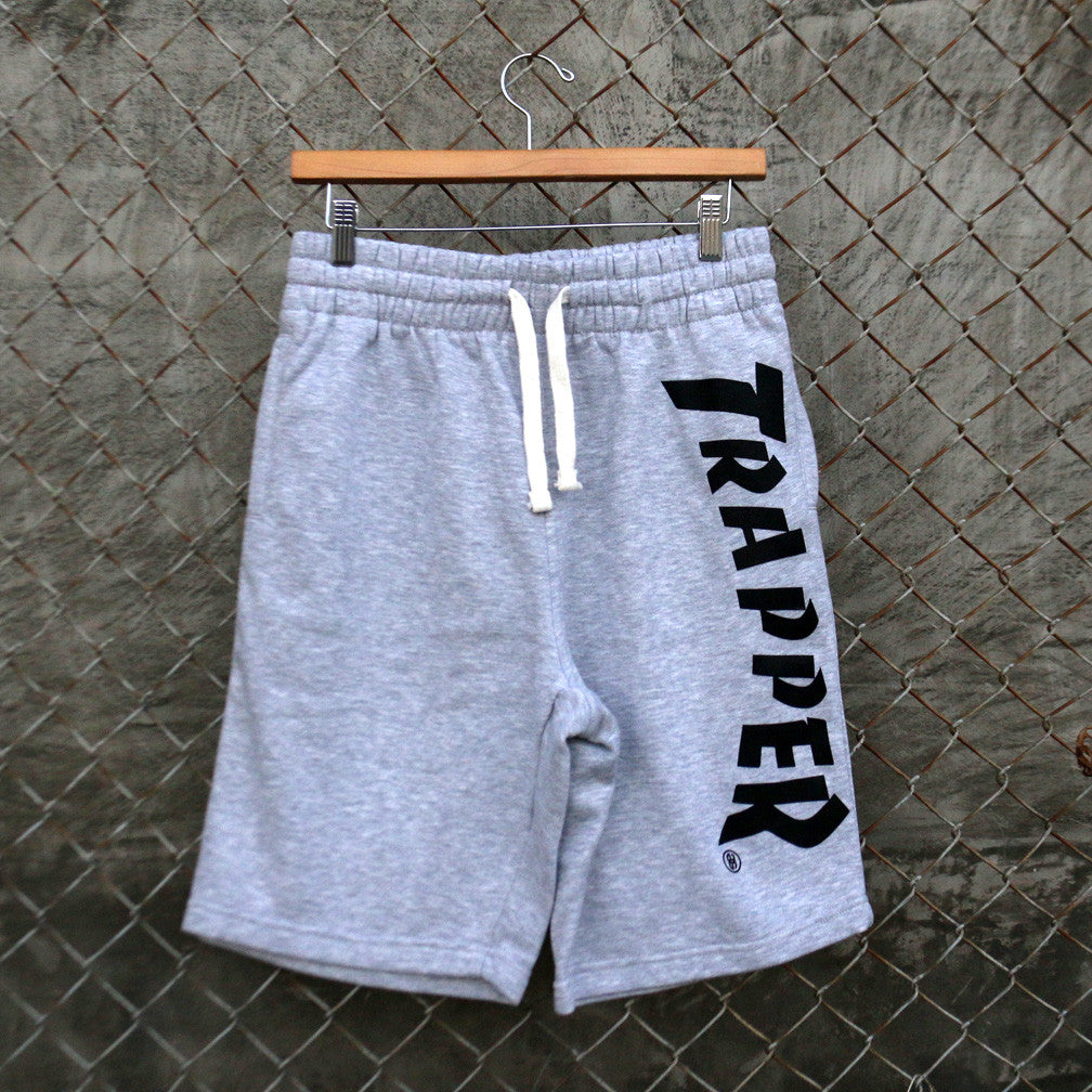 TRAPPER - SWEAT SHORTS