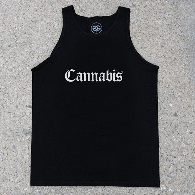 COMPTON CANNABIS - TANK - Growing Gardens Clothing