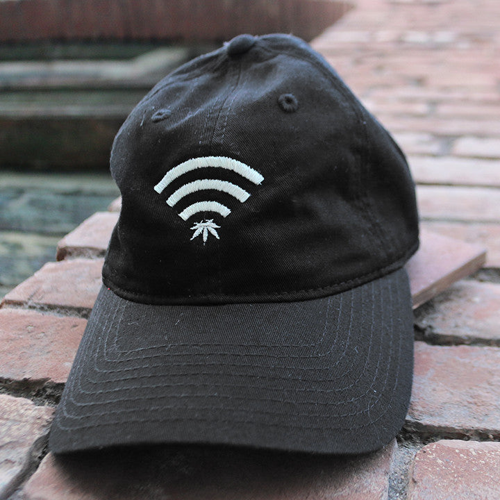 iM Hi - Dad Cap -  Black