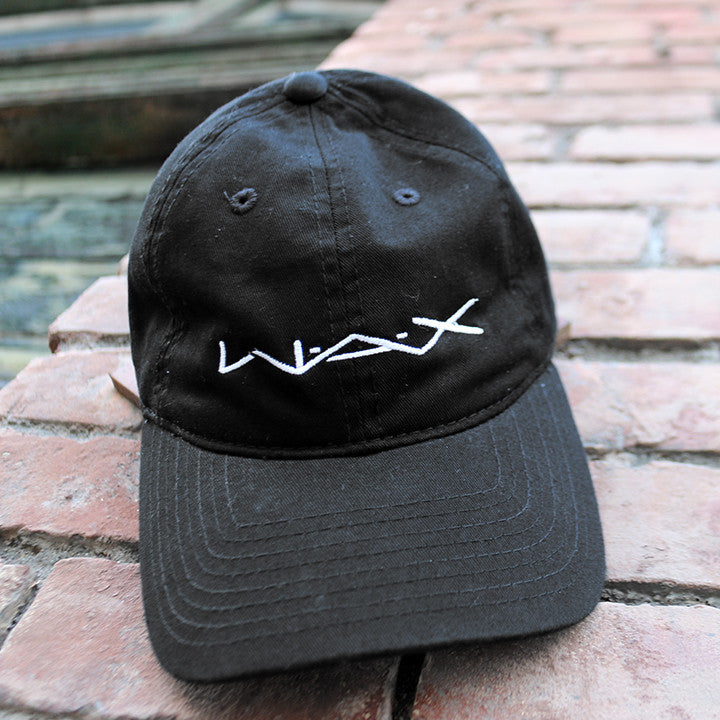 W.A.X - Dad Cap (Black)