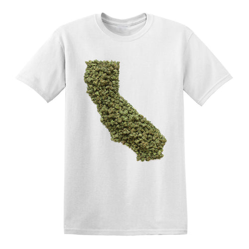 Cali NuGGs - T-Shirt (white)