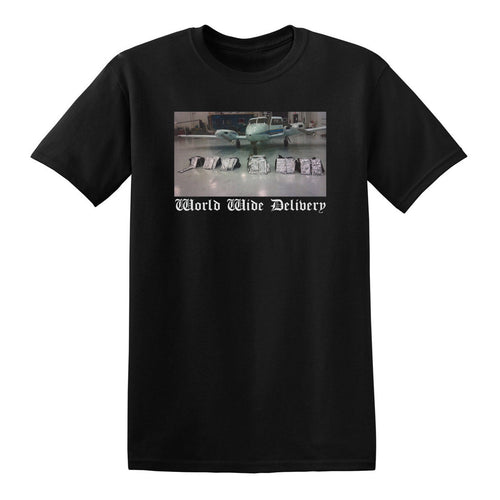 World Wide Delivery - T-Shirt (black)