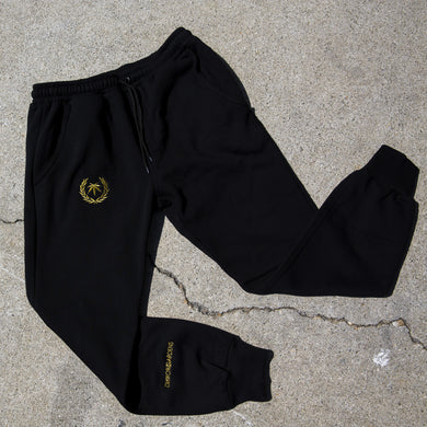 GOLD STANDARD - JOGGERS - Growing Gardens Clothing - 1