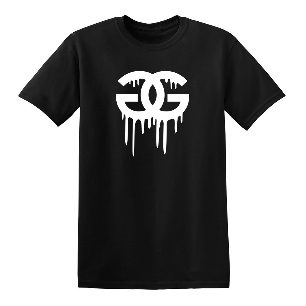 GG Drips - T-Shirt - black