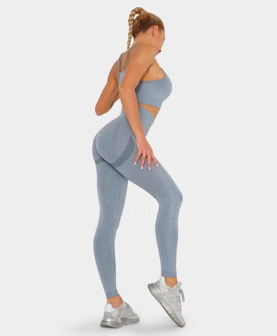 Matching Top Scrunch Seamless