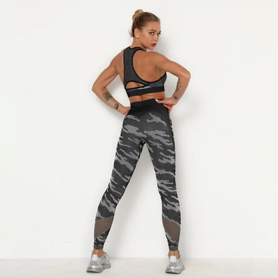 Camo Seamless Leggings