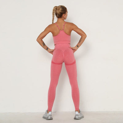 Scrunch Seamless Leggings