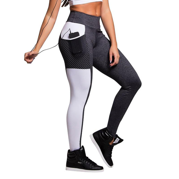 Booty Shape Leggings w/ Pocket