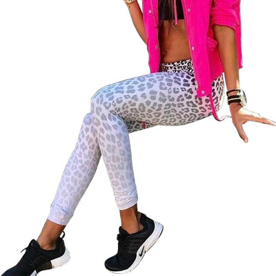 Leopard Ombre Leggings