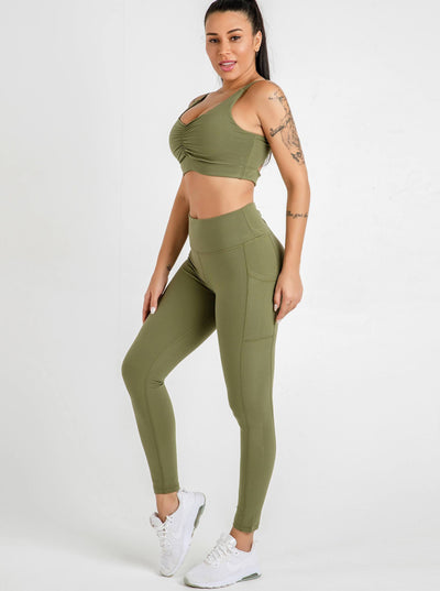 v2 Era Cross Pocket Leggings