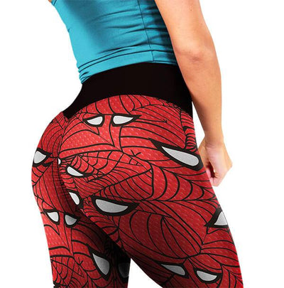 Spidey Super Hero Leggings
