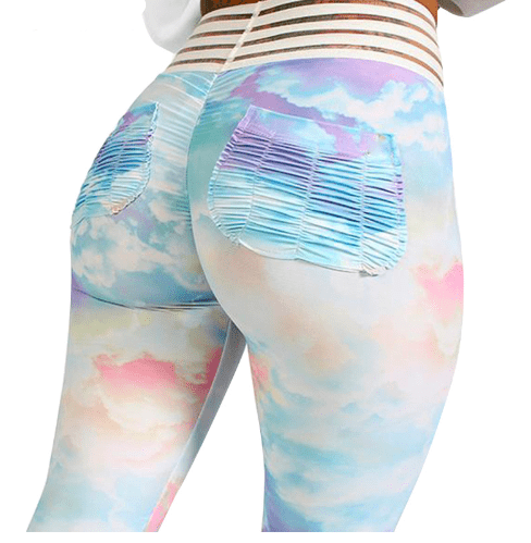 Cloud 9 Scrunch Leggings