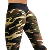 Camo Booty Scrunch Leggings