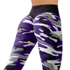 Camo Scrunch Leggings
