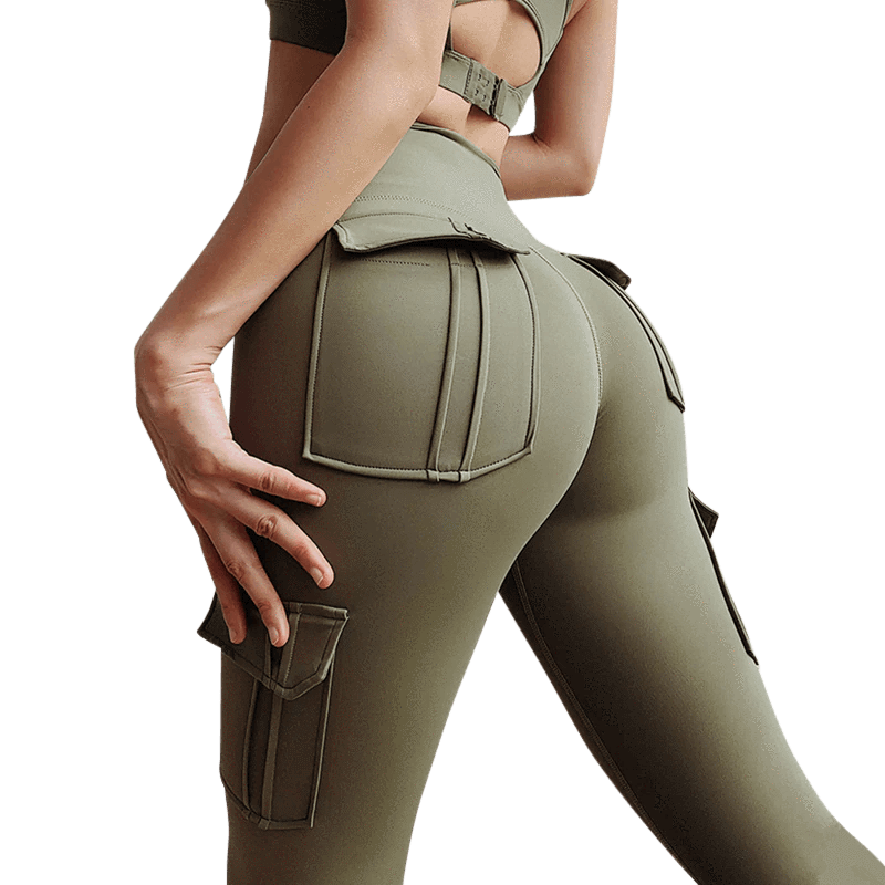 Era Cargo Pocket Leggings