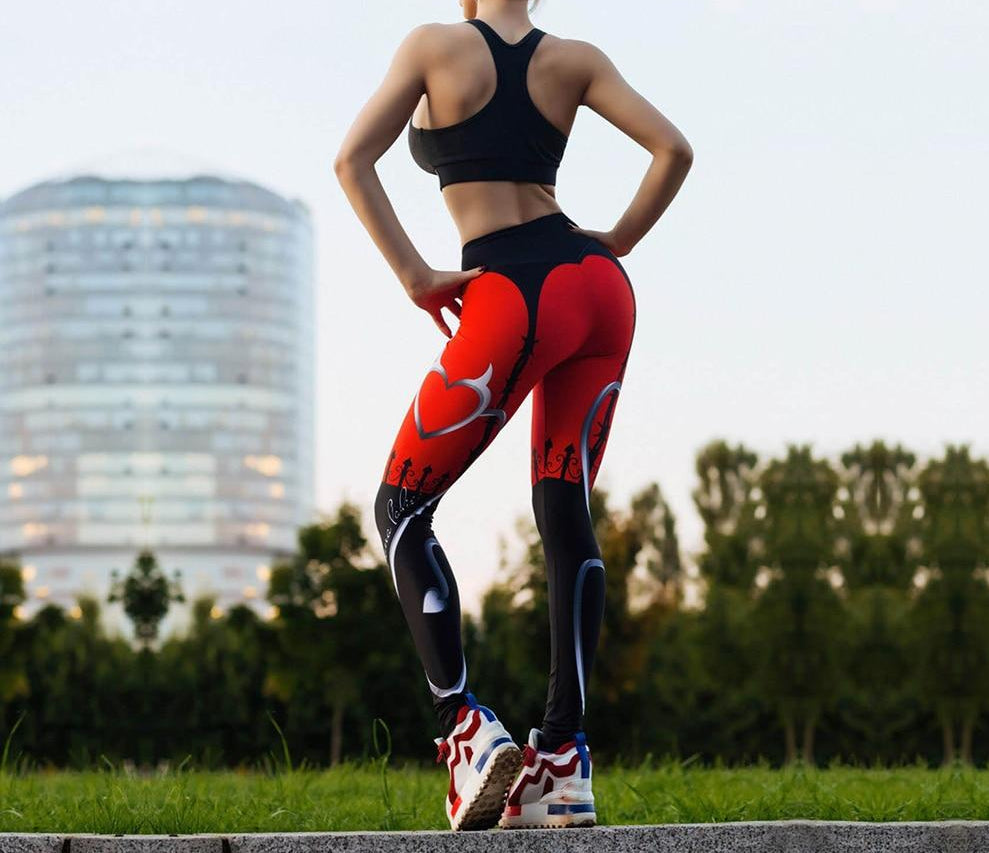 Line Walker Leggings