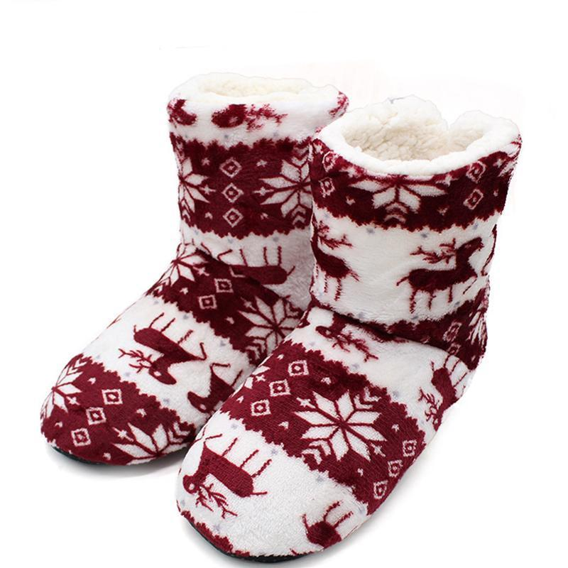 Christmas Cozy Slippers