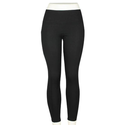 Weave Waist Pocket Leggings