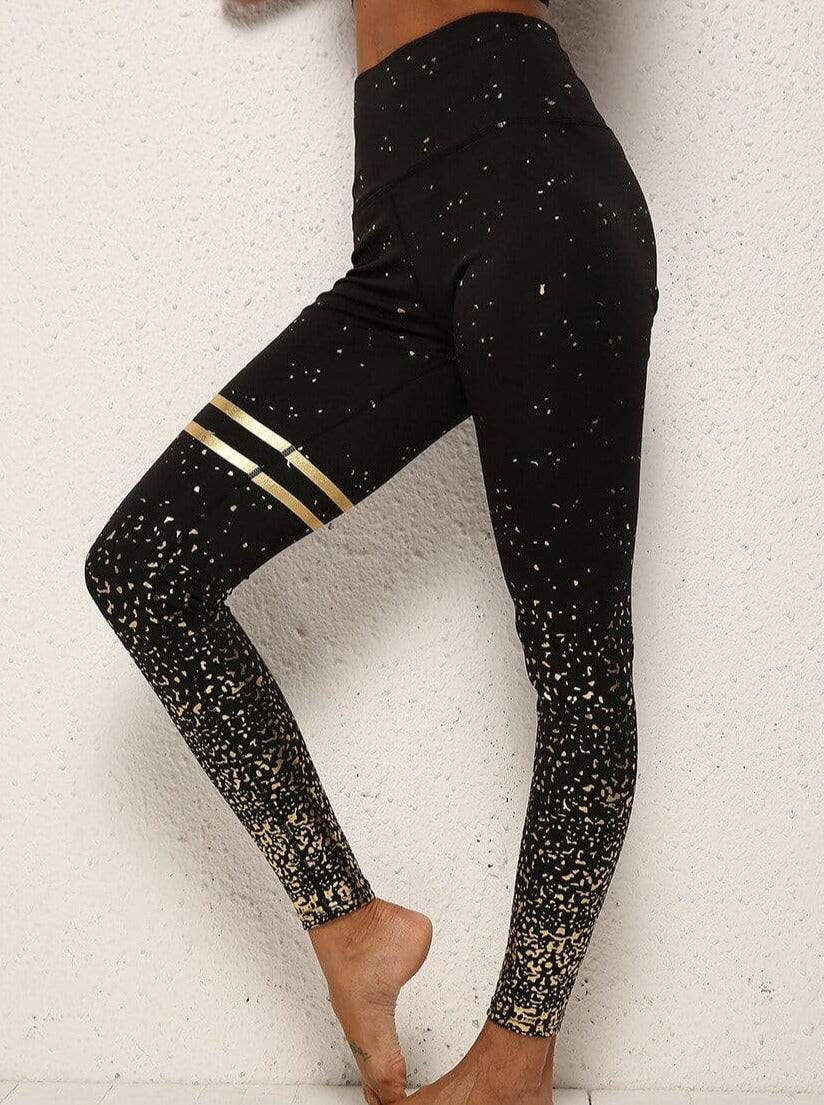 Sparkly Glitter Leggings