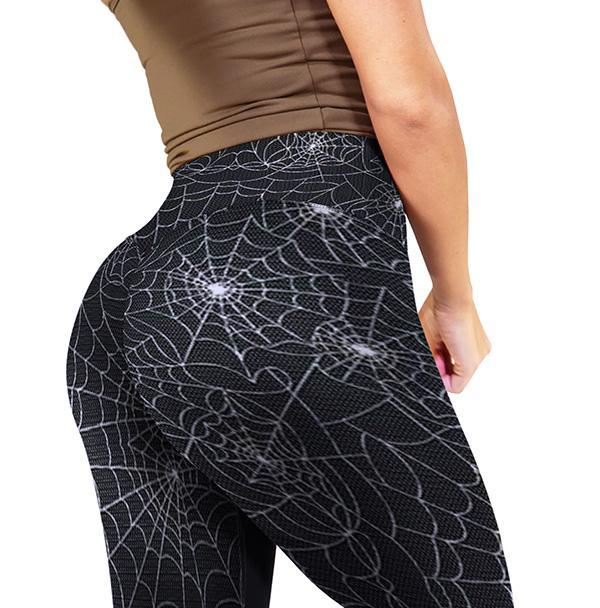 Spidey Scrunch Leggings