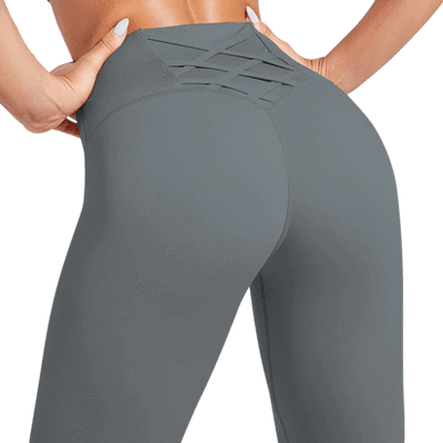 Strap Back Leggings