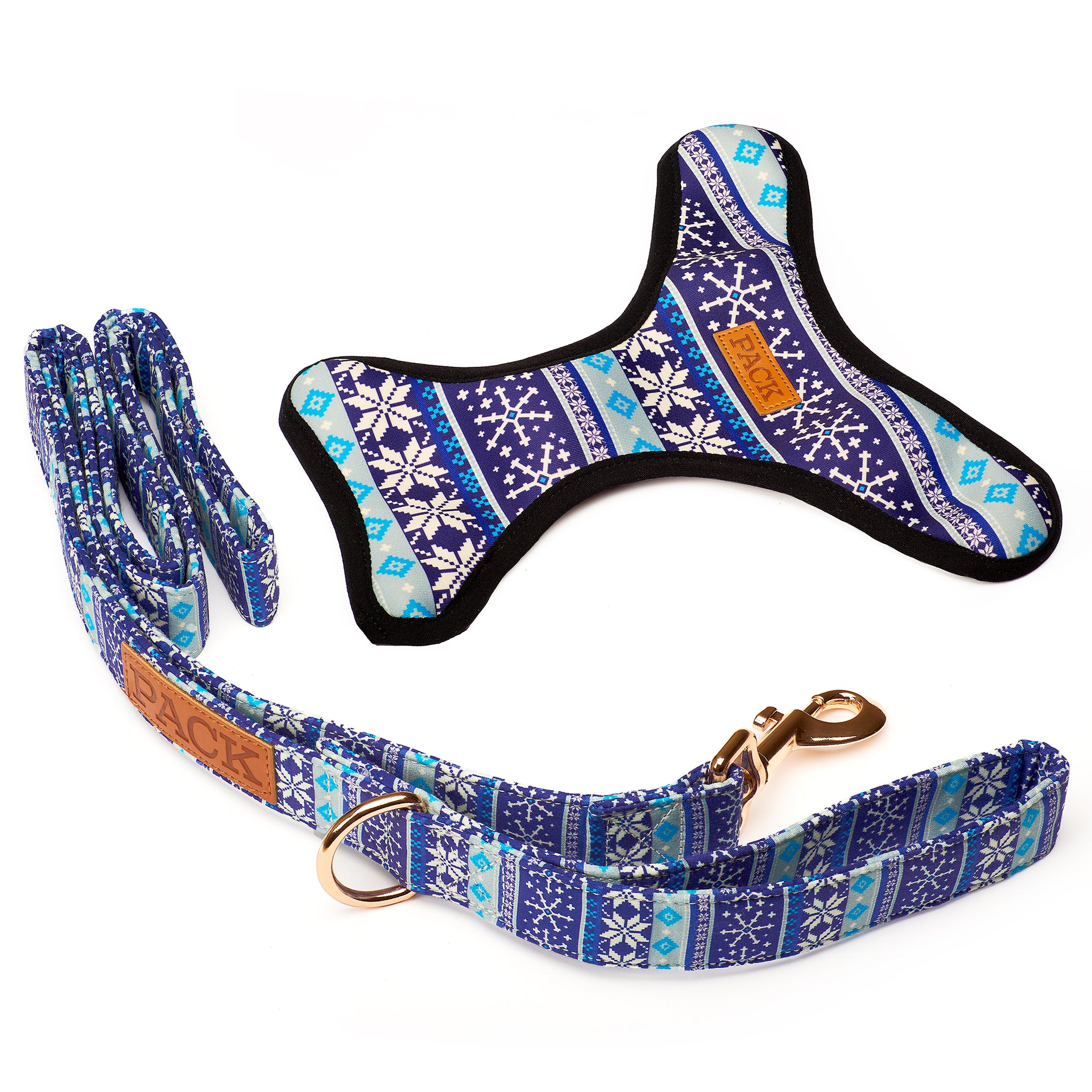 The Sweater Leash + Reversible Harness