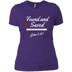 Found and Saved Ladies' Tee