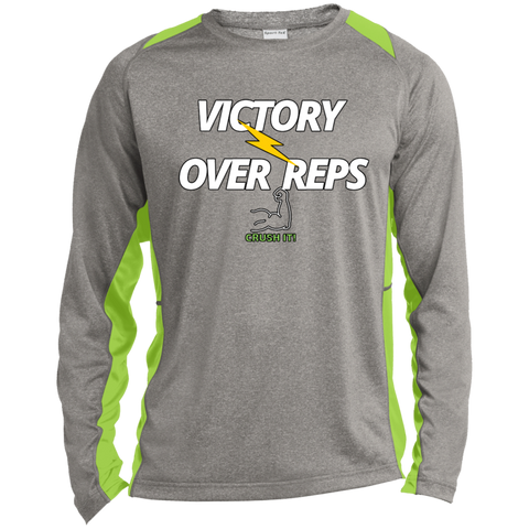 Victory Over Reps Sports Tee