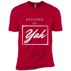 Designed by YAH Mens' T-Shirt