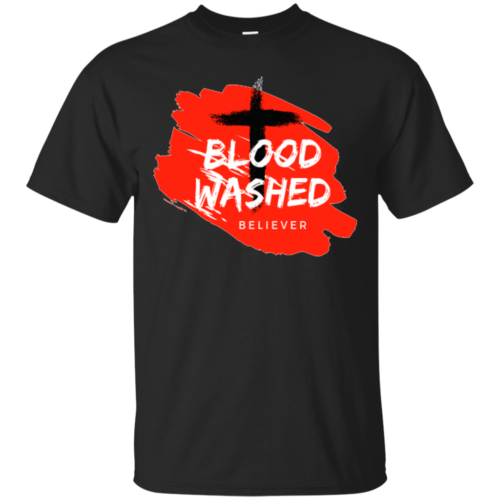 Blood Washed Believer Tees & Hoodies