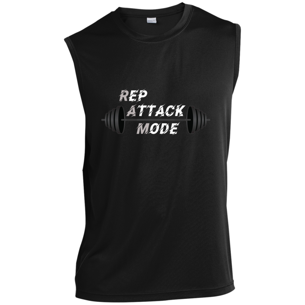 Rep Attack Mode Sports Shirt