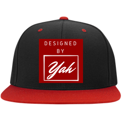 Designed by YAH Snapback Hat