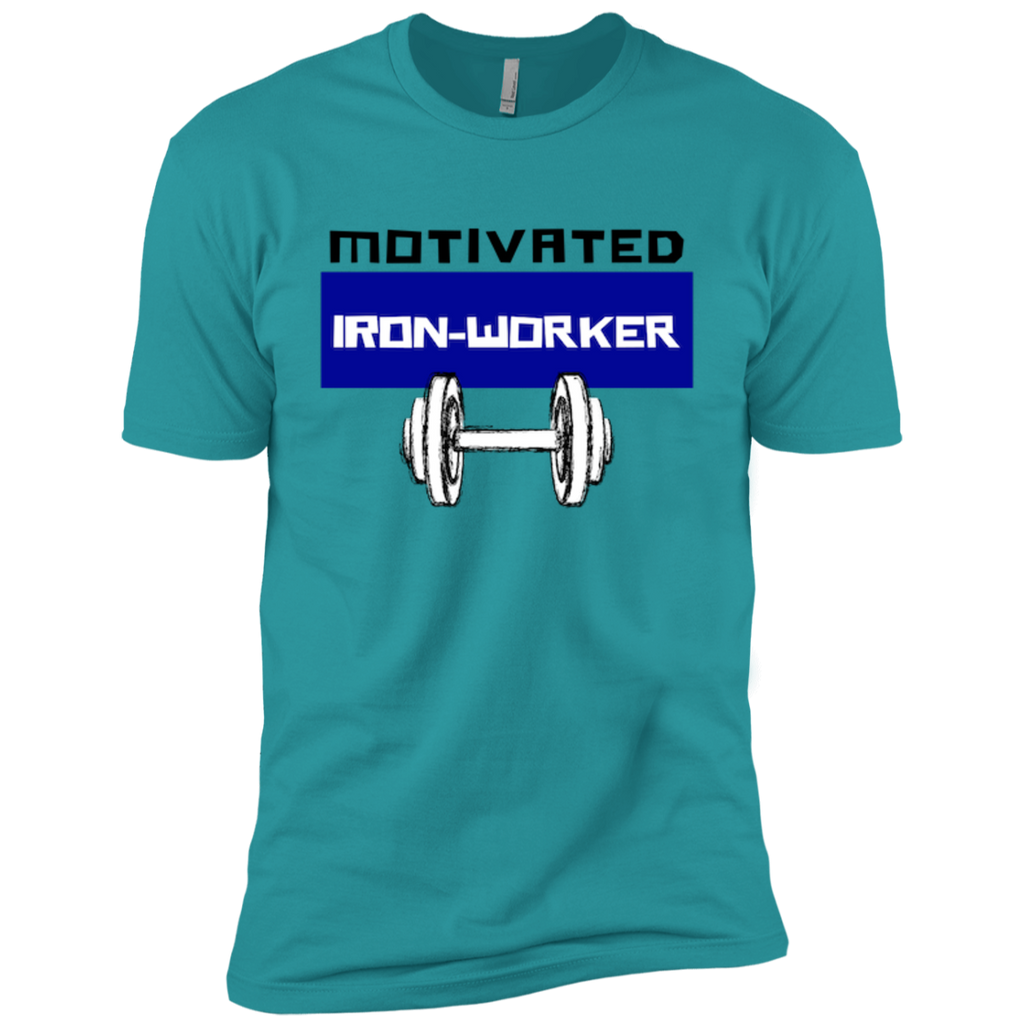 Motivated Iron Worker T-Shirt