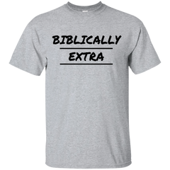 Biblically Extra Men's T-Shirt