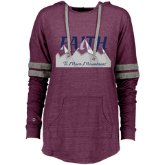 Faith To Move Mountains Ladies Pullover