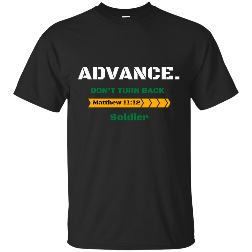 Advance. Don't Turn Back T-Shirt