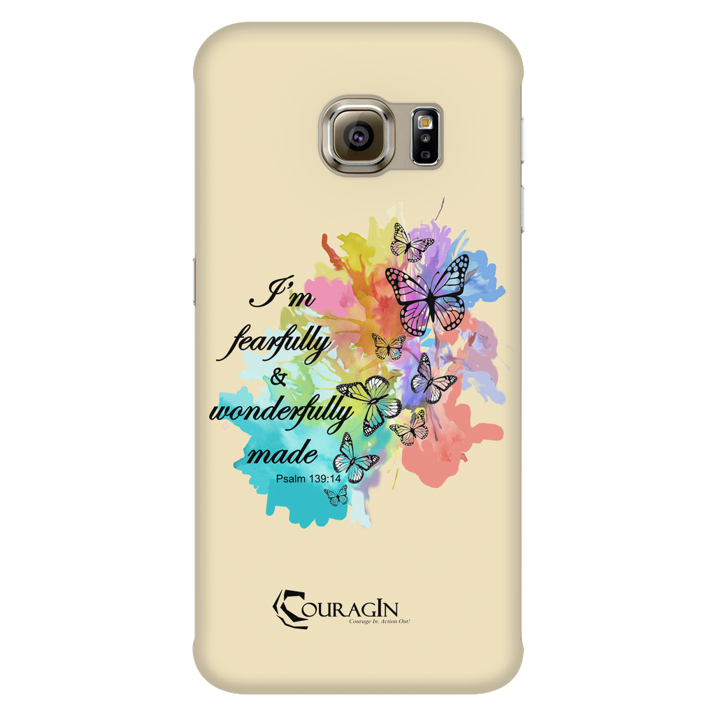 Fearfully & Wonderfully Made Case for Galaxy Phones