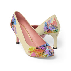 Fearfully & Wonderfully Made High Heels